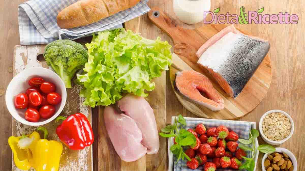 dieta equilibrata da 1000 calorie al giorno
