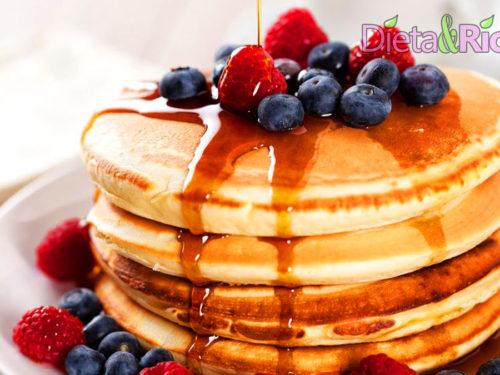 Ricetta Pancake Originali Americani.Pancake Americani La Ricetta Originale Americana Facile E Veloce