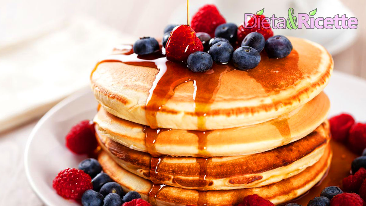 pancake americani la ricetta originale