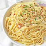 Ricetta Spaghetti Aglio, Olio e Peperoncino