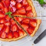 Ricetta Crostata di fragole con crema: Come farla e guarnirla
