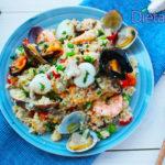Cous Cous di pesce, la ricetta light ai frutti di mare