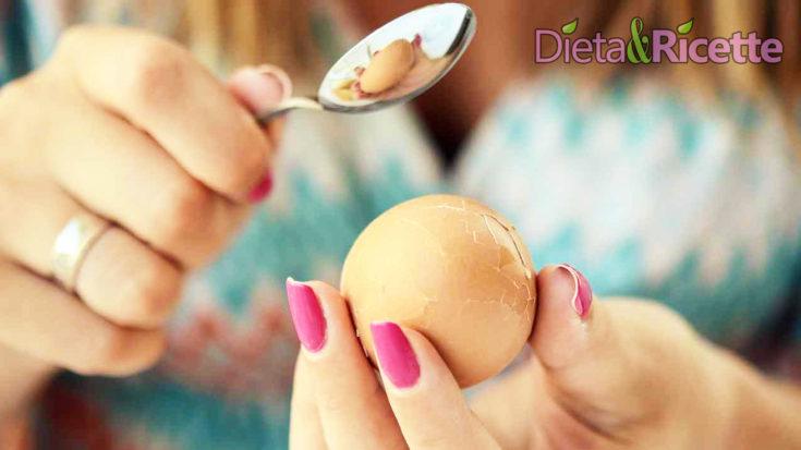 dieta delle uova sode per dimagrire
