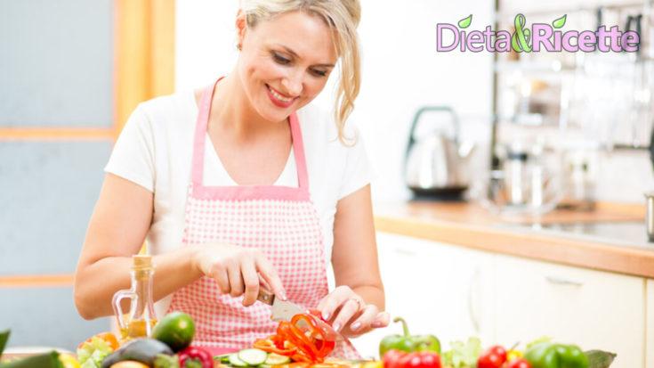dieta per donne in menopausa esempio, cosa mangiare e evitare