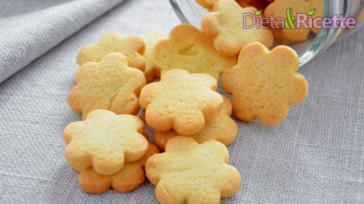 ricetta biscotti al burro morbidi facile da fare in casa