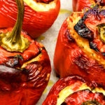 Peperoni ripieni al forno, la ricetta perfetta con o senza carne
