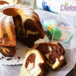 Ciambella bicolore soffice Ricetta Torta bigusto due colori