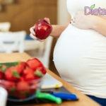 Dieta in Gravidanza per non ingrassare e mangiare sano