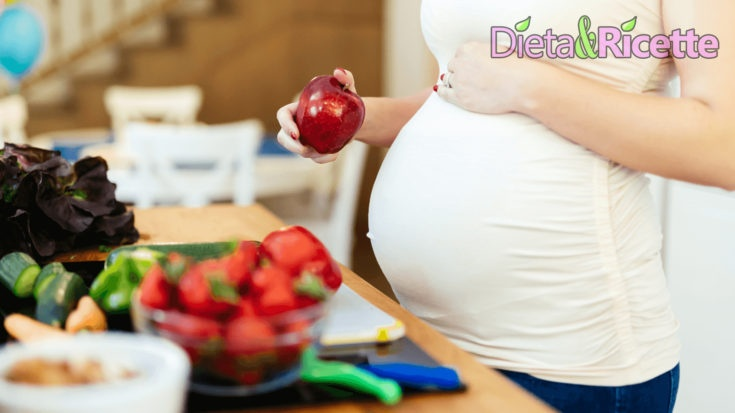 dieta in gravidanza cosa mangiare per non ingrassare