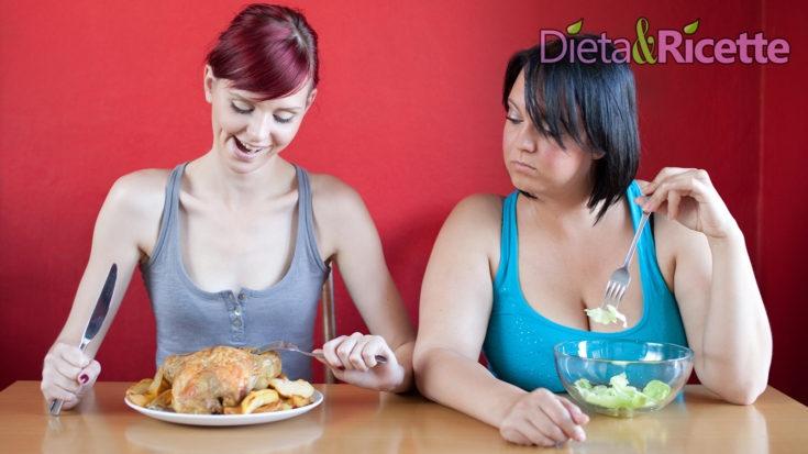 dieta ipercalorica sana esempio menu settimanale
