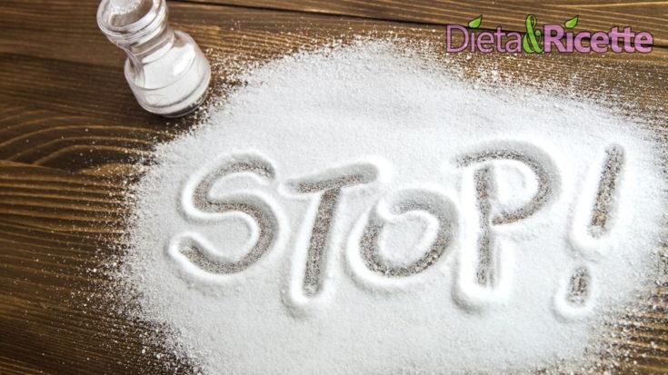 dieta iposodica povera di sale
