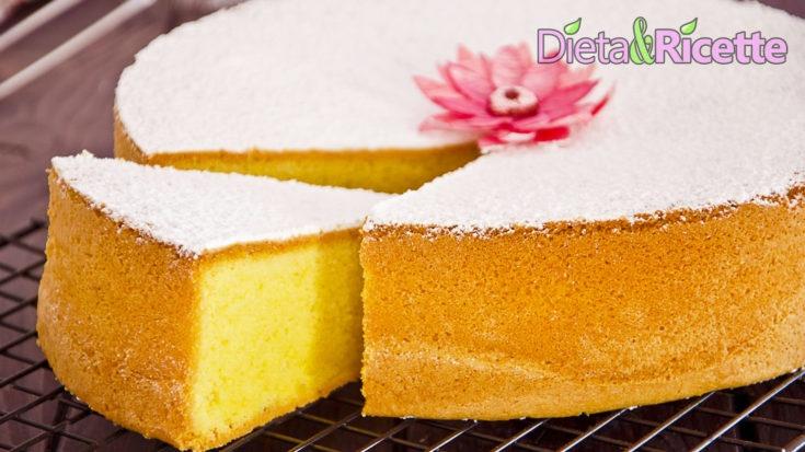 torta paradiso ricetta sal de riso