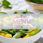 Dieta crudista vegana con menu settimanale di esempio per dimagrire