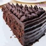 Mud Cake la torta fango al cioccolato - Ricetta originale